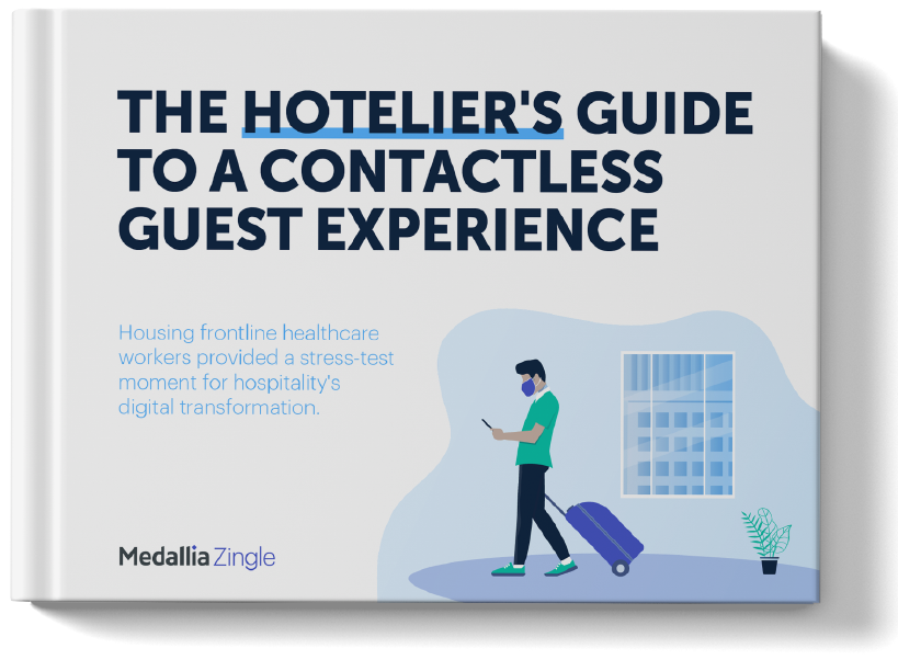 The Hoteliers Guide to a Contactless Guest Experience