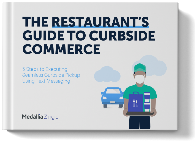 Medallia Zingle Curbside Pickup for Restaurants